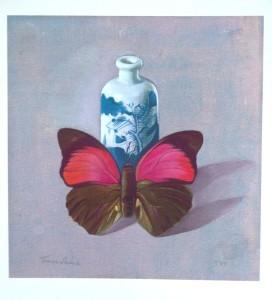 Snuff Bottle:Moth