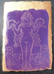 Lilith purple