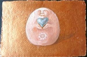 Round Heart Goddess